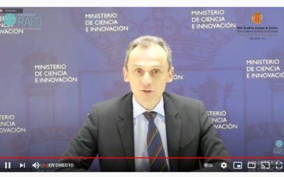 Científicos resaltan la buena salud de la ciencia en España, pese a la falta de financiación