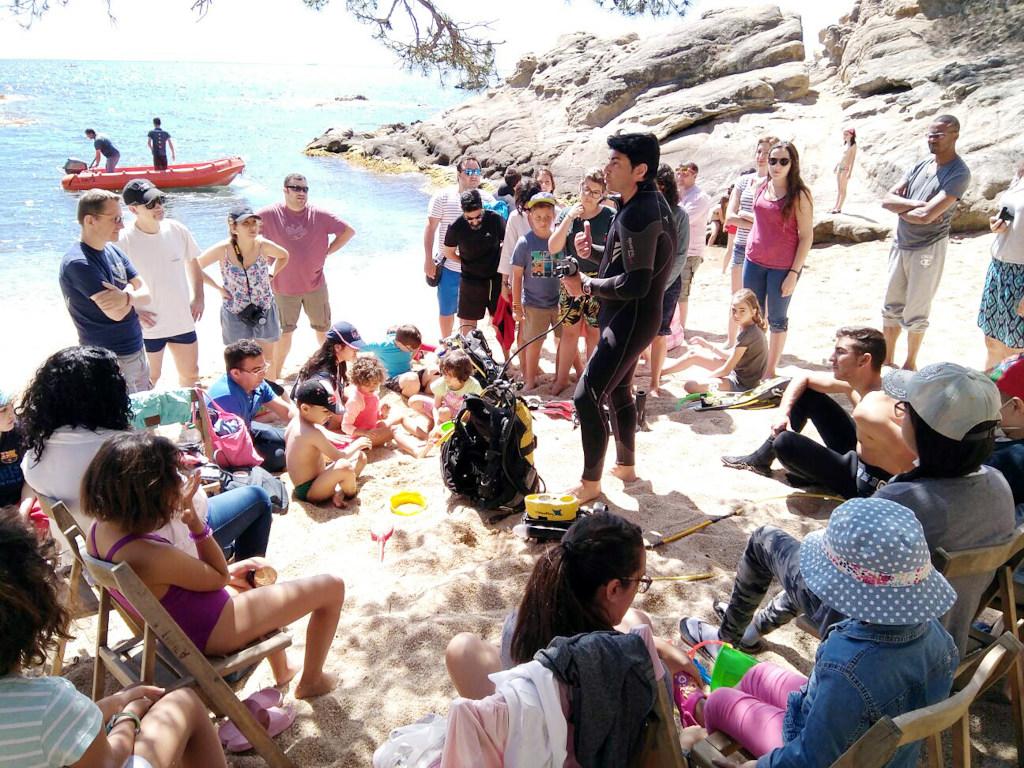 Proyecto Mar de Esperanza, en Sa Cova